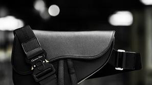 للباحثين عن التميز: حقيبة Saddle Bag الجلدية الفخمة من Dior