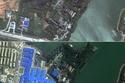 وكأنها مدن أشباح: شاهد كيف تبدو المدن المصابة بكورونا من الفضاء