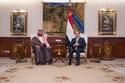 الرئيس المصري يستقبل ولي العهد السعودي 3