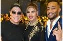 بالصور: تركي آل الشيخ يُكرم مشاهير العرب والعالم بحفل Joy Awards