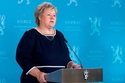 رئيسة وزراء النرويجـ إرنا سولبيرغ