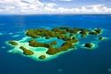 دولة توفالو والمعروفة سابقًا باسم جزر إليس وتقع في المحيط الهادئ