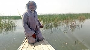 العراق - يوميات وأحلام صيادين في هور