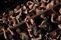 الآلاف يشاركون في مهرجان لا توماتينا في إسبانيا 1