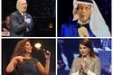 صور: مشاهير الفن يتألقون في السعودية.. أم كلثوم وياني أبرزهم