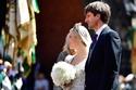 الأمير إرنست أوجست الخامس وزوجته يكاترينا ماليشيفا