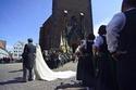 مشهد من حفل الزفاف