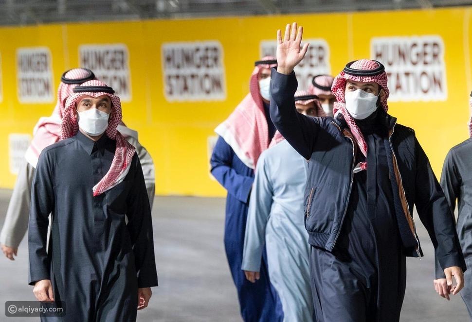 محمد بن سلمان يحضر ختام سباق «فورمولا إي الدرعية»