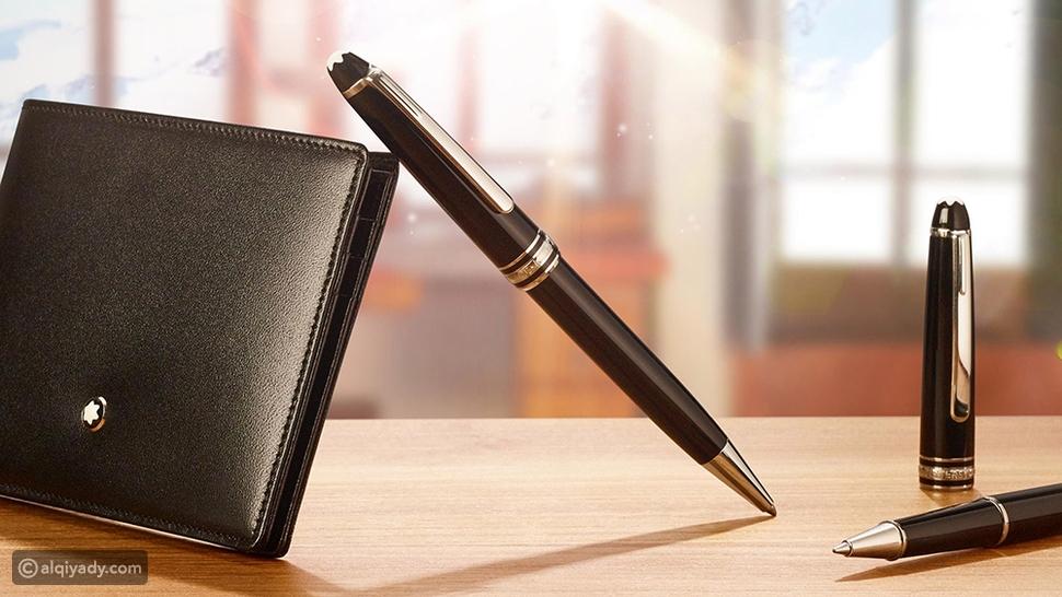 مونت بلانك: قلم حبر يصنع ماركة عالمية فاخرة في عالم العطور والساعات