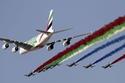 صور: أبرز فعاليات معرض دبي الدولي للطيران 2019