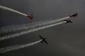 طائرات بريطانية خلال عرض جوي في معرض دبي للطيران 2019