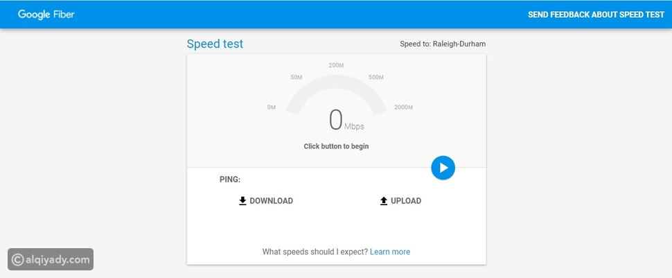 سرعة النت: أفضل مواقع تساعدك على قياس سرعة الإنترنت الحقيقية