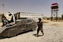 """الموصل ـ  مصفحات """"داعش""""في قبضة الشرطة العراقية"""