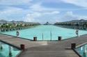 فيديو وصور: منتجع جزيرة الشمس في المالديف