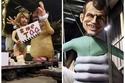 صور: كيف احتفلت نيس بزعماء ومشاهير العالم