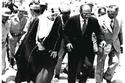 الرئيس محمد أنور السادات والملك فيصل بن عبد العزيز