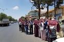 لقطات من الإضراب العام في الأردن 1