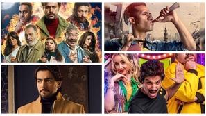 صور: أخطاء غريبة ومشاهد مكررة في الحلقات الأولى من مسلسلات رمضان 2019