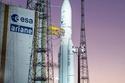 القمر السعودي للاتصالات SGS-1 قبل انطلاقه إلى الفضاء 1