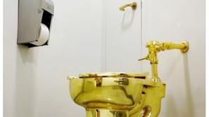 بالصور: مرحاض من الذهب في قصر بلينهايم البريطاني.. وهذه شروط استخدامه