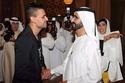 حاكم دبي مع رامز جلال