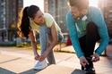 الابتعاد عن الرياضة وتأثيره على الوزن بعد الزواج