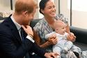 ميغان ماركل والأمير هاري وابنهما آرتشي