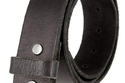BS-40 100% FULL GRAIN LEATHER BELT WITH SNAPS