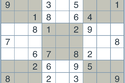 لعبة سودوكو 2