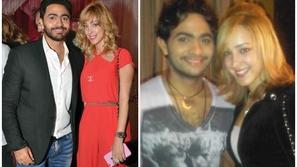 صور للمشاهير العرب وزوجاتهم في البدايات والآن.. هل تغيرت ملامحهم؟
