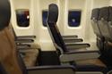 مقصورة طائرة تابعة لشركة الطيران Southwest Airlines