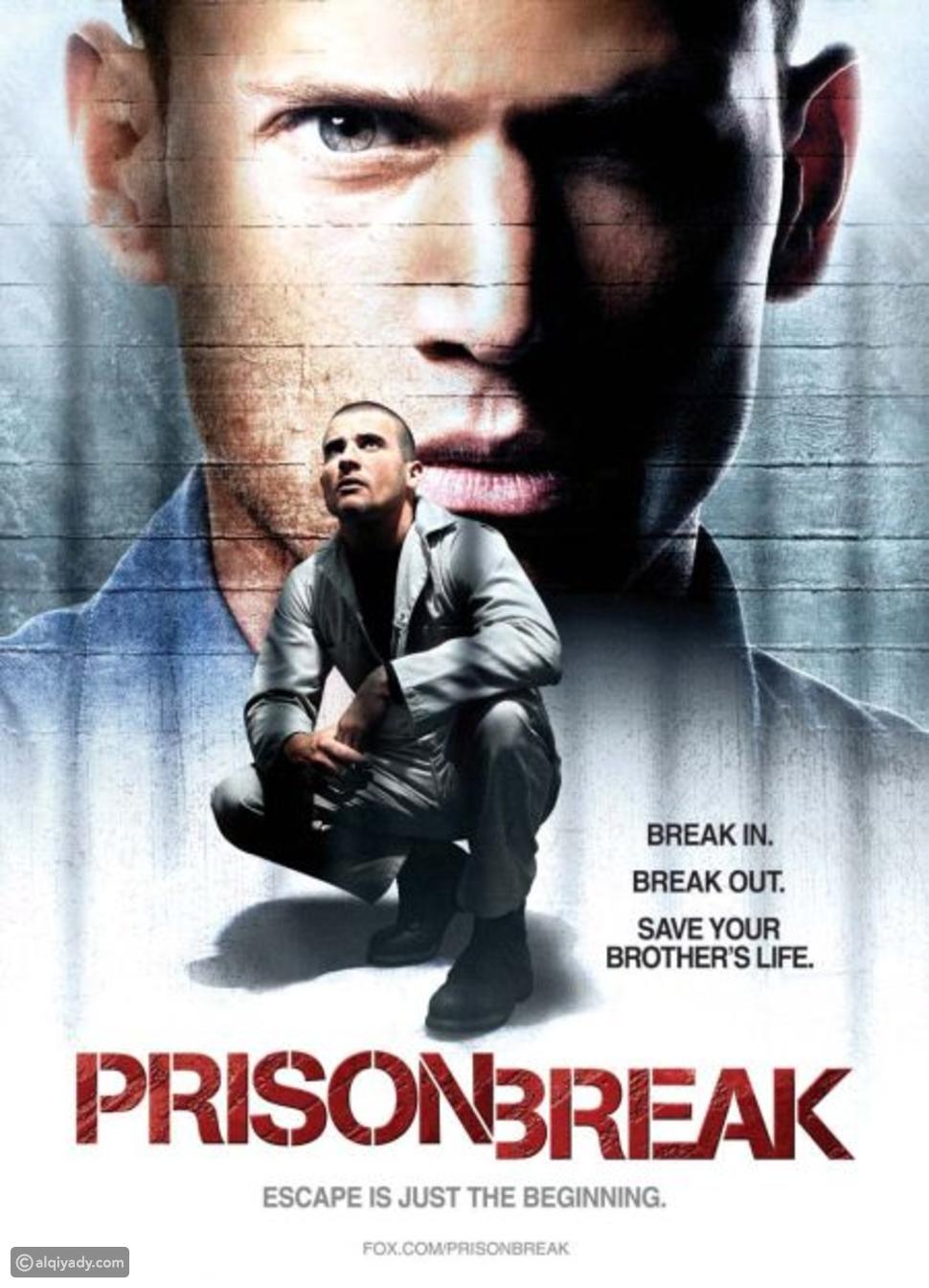 كيف تغير أبطال Prison Break بعد 15 عاماً من عرض المسلسل؟