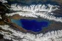 بحيرة إيسيك كول والتلال المحيطة بشمال تيان شان، قرغيزستان