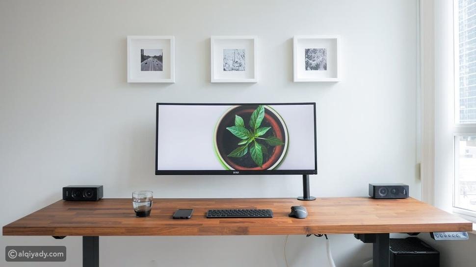 العمل عن بعد: كيف تخلق مكتب منزلي مريح؟