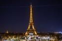 برج إيفل في باريس، فرنسا