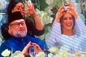 حفل زفاف ملك ماليزيا السابق وملكة جمال موسكو 2