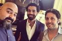 العديد من المفاجأت في حوار أجراه مع الفنانين المصريين هشام ماجد وشيكو
