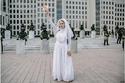فستان الزفاف ضد العنف