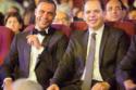 المخرج رامي إمام وشقيقه محمد إمام