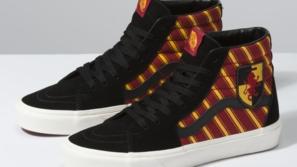 كن مميزًا بها: أحذية عصرية من Vans مستوحاة من كتب وأفلام هاري بوتر