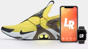 Nike's Adapt Huarache: حذاء ذكي تحكم في مقاسه بواسطة هاتفك