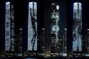 بالصور: مدن تشع بهجة حول العالم