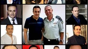 صابر الرباعي يوضح حقيقة صورته مع ضابط إسرائيلي بعد انتقادات لاذعة