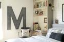 غرفة تتميز بكتابة أول حرف من اسمك