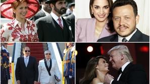 هكذا يتعامل رؤساء وملوك العالم مع زوجاتهم: أغربهم الثنائي رقم 4!