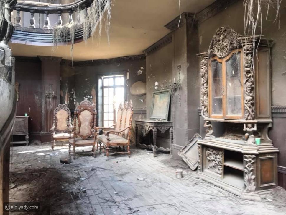 نسل الأغراب: كواليس بناء قصري غفران وعساف الغريب