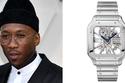 ماهرشالا علي ارتدى ساعة Santos de Cartier Skeleton، والتي يبلغ ثمنها 2