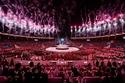 صور: كيف أبهرت أبوظبي العالم في افتتاحية الأولمبيــاد الخاص؟