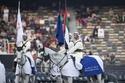خلال حفل افتتاح ألعاب الأولمبياد الخاص للألعاب العالمية أبوظبي 2019