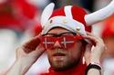 تقليعات غريبة للمشجعين في مونديال روسيا 2